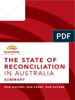 State of Reconciliation Report 2016