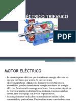 Expocion de Laboratorio de Maquinas Electricas