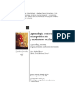 Agroecologia Territorio Recampesinizacio