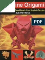 Genuine Origami - Jae Maekawa