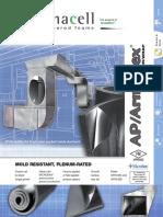 AP Armaflex Duct Liner Wrap