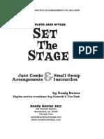 Set Stage PROMO Jazz