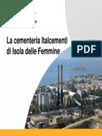 ITALCEMENTI 2015  LUGLIO LO STABILIMENTO DI ISOLA DELLE FEMMINE.pdf