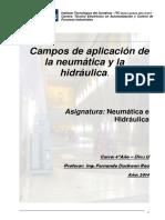 Aplicaciones de Hidráulica y Neumáticas Rev a Marzo 2014