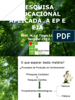 Aula Da Disciplina_thiago Lima_metodologia Científica