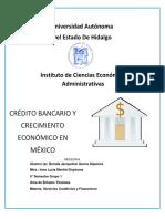 Mapa de conceptual Credito Bancario