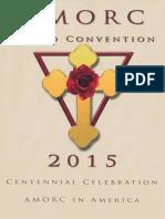 AMORC World Convention 2015