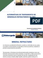 Alternativas de Trat, Min. Refractarios 21-10-2013 Cip