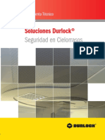 Manual de Cielos - Durlock