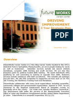 FutureWorks 2015 Strategic Plan