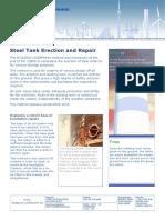 Steel Tank Erection and Repair