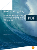 Ukc Policy Shell