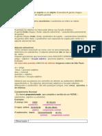 Caderno de Português
