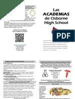 academias de ohs spanish brochure