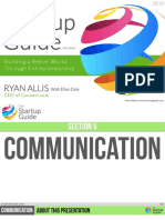 136193133 the Startup Guide Section 5 Communication