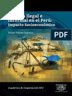 Libro_Mineria_Ilegal, Victor Torres Cuzcano