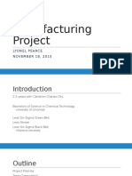 Manufacturing Project