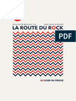 la Route du Rock - collection hiver 2016