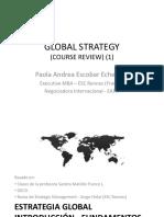 1. Estrategia Global, Introducción y Presentación