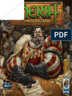 Sherriff of Nottingham Rulebook English