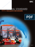 BRC Global Standard for Agents and Brokers Issue 1 UK Free PDF