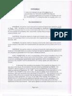 Interlocal Agreement 8-2-99