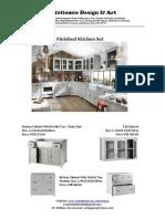 Catalogue Kitchen Cabinet