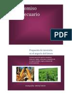 AgroRaices Fideicomiso Agropecuario