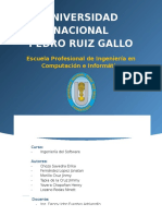 Proyecto Software - Restaurant Manos Piuranas