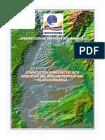 Zonificacion Geotecnica Bucaramanga