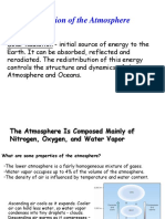 -Circulation in the Atmosphere