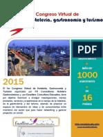 eBook Del Ier Congreso Virtual de Hotelería Turismo y Gastronomía