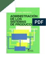 Velazquez Mastretta Gustavo - Administracion de Los Sistemas de Produccion