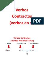 Leccion 28 Verbos Contractos (1)
