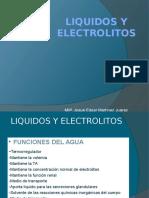 Trastornos de Líquidos y Electrolitos MIP