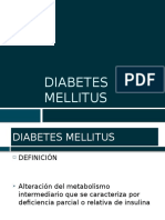 Diabetes Mellitus en Urgencias, MIP.pptx