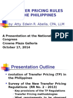 Transfer Pricing -Atty. Abella(Val)