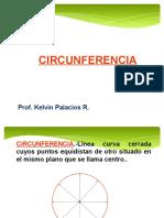 Circunferencia Clase Modelo