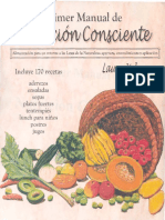 Primer Manual de Nutricion Consciente-Laura Urbina