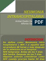 Neumonia IntraHospitalaroa ATS