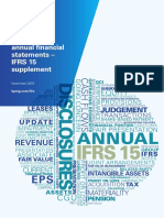 IFRS 15 Supplement