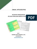 Manual Aplikasi PKG