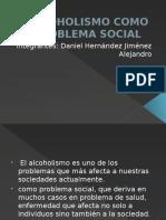 Alcoholismo Como Problema Social