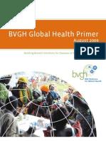 BVGH Global Health Primer 2009
