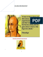 Chanakya Where is He When India Needs Hi