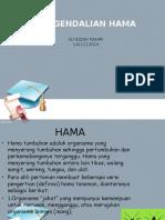 Pengendalian Hama