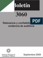 Boletín 3060