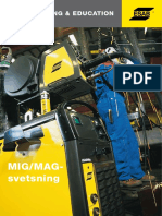 ESAB Mig/Mag Training&Education swe.
