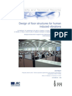 Jrc Scientific and Technical Reports_design of Floor Structures for Huma...