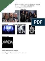 Metal Bulletin Zine 75